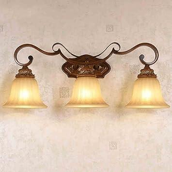 Zhas Vintage Wandleuchte Spiegel Vordere Lampe Licht Im Badezimmer