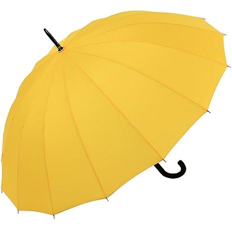 iX-brella - Clásico Amarillo amarillo 100 cm
