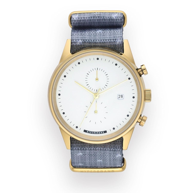 HyperGrand Unisex nwm3royl Maverick Royale NATO Chronograph