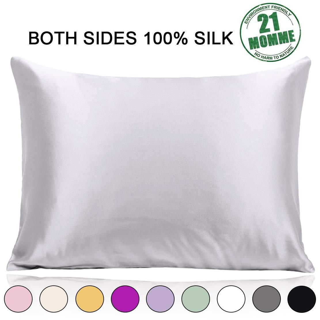 Bamboo vs. Silk Pillowcase: 4 Reasons