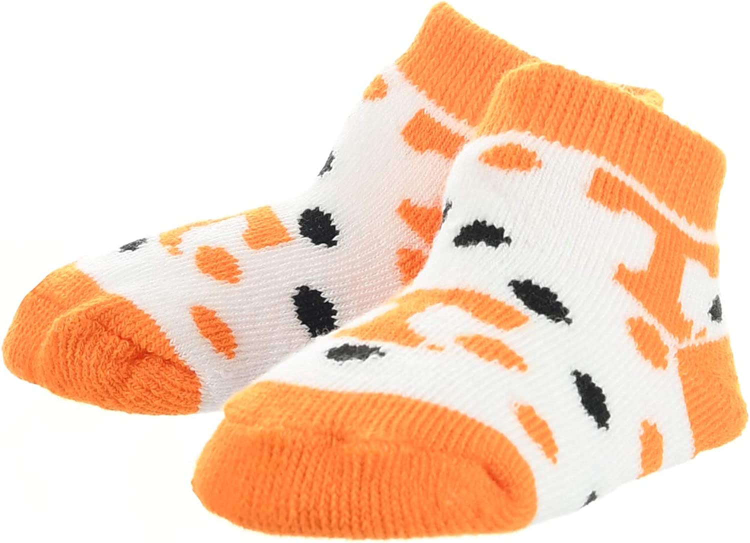 TCK Tennessee Volunteers Toddler Socks Low Cut Little Fan
