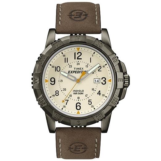 3bad4f987593 Timex Expedition T49990 - Reloj de cuarzo para hombres