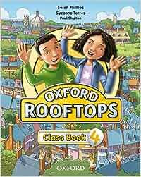 Rooftops 4. Class Book - 9780194503518: Amazon.es: Varios