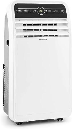 Climatiseur Déshumidificateur Ventilateur Portable Design Elegant Fenêtre Timer