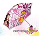 Disney SOY LUNA - Folding travel Umbrella 55cm 22""