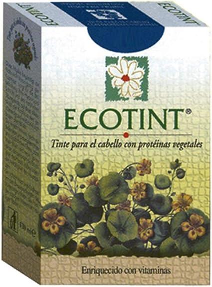 ECOTINT Tinte Permanente Sin Amoníaco. Tinte para el Cabello ...