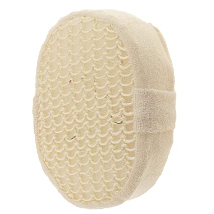 SM SunniMix Loofah Loofah Loofa Natural Baño Ducha Wash Body Esponja Scrubber Tool Toalla