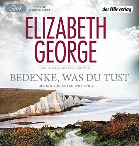 Wilkening, Stefan-Bedenke, Was Du Tust (MP3) (Hörspiel) Hörkassette Elizabeth George 384451922X