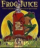 Frog Juice Card Game - Includes Bonus Pop Toob!