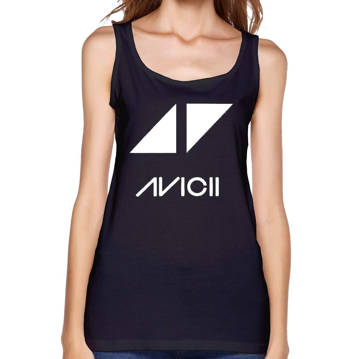 WoPour des Hommes Avicii Logo Basic Vest Tank Top Shirts