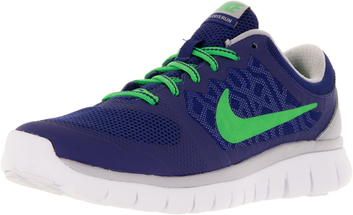 NIKE Flex 2015 RN (GS), Zapatillas de Running para Niños: Amazon ...