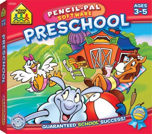 Pencil-Pal Preschool Jewel Case
