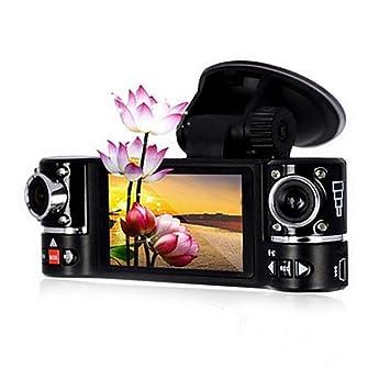 ZHAS Full HD 1080p Mini Coche Dash Cam Cámara tablero construido en G-Sensor de