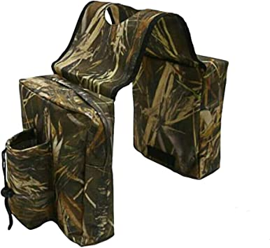 Wilove Camouflage ATV Tank Bag Saddle Bag Waterproof Backpack /& Motorcycle Tank Bag UTV Tank Bag