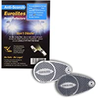 Travel Products Travelspot Eurolites N92160 Headlamp Adaptors for Driving in Europe