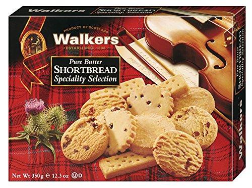 Walkers Shortbread, 1er Pack (1 x 350 g)