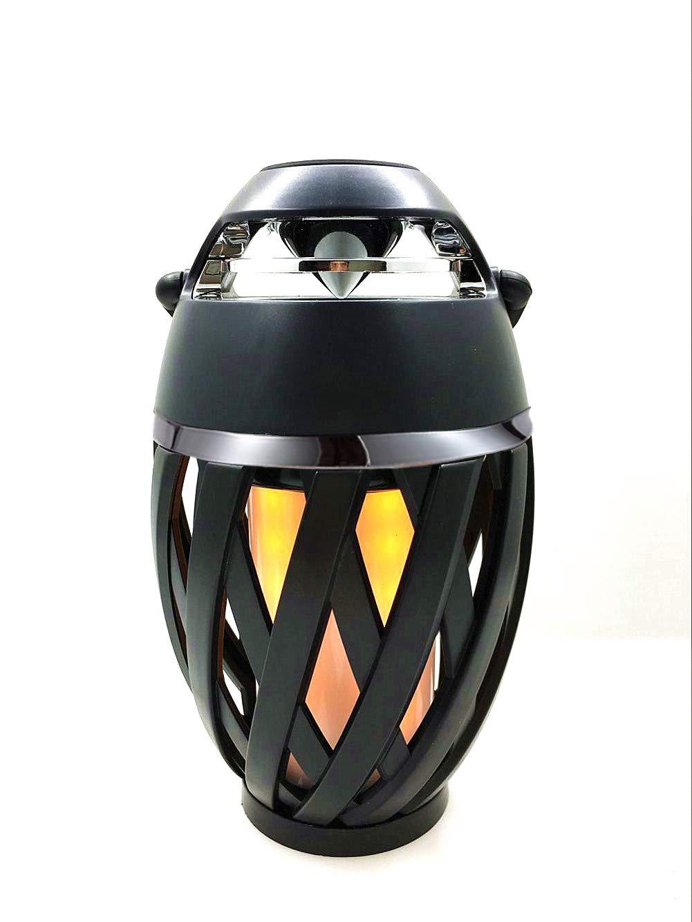 CFIKTE Portable Small Flame Light Bluetooth Speaker/Creative