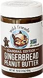 Wild Friends Foods Gingerbread Peanut Butter