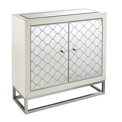 Amazon Cameron 2 Door Cabinet White See Below Home Kitchen