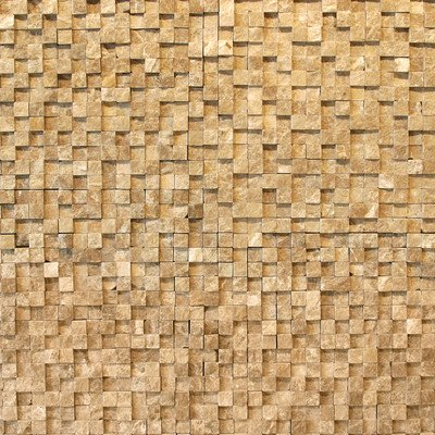 UPC 891992001157, Cubist Marble Textured Mesh Mosaic in Du Champ