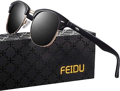 FEIDU Sunglasses man Pilot sunglasses