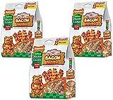 Nylabone Healthy Edibles Bacon Buddies Value 3 Shapes 15pk Review