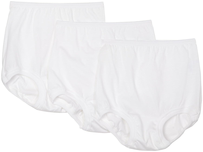 Vanity Fair Women's Lollipop Leg Band Brief Panties 3 Pack 15367 Vanity Fair Brands LP