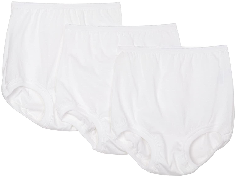2453883c19bc Vanity Fair Women's Lollipop Leg Band Brief Panties 3 Pack 15367 at Amazon  Women's Clothing store: Briefs Underwear