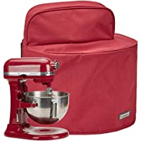 HOMEST Stand Mixer Dust Cover with Pockets Compatible with KitchenAid (Patent Pending)