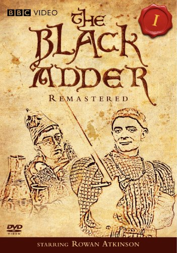 The Black Adder Remastered - Seller:  williamsdiscountbooks24 [+Peso($26.00 c/100gr)] (MMVP)