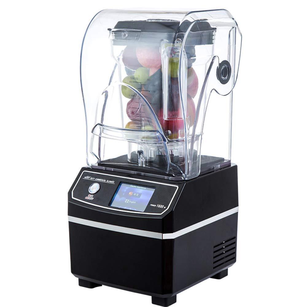 amazon SKYyao Mixeur Smoothie,Mélangeur de Fruits Couvercle insonorisé cassé Mur Machine Multifonction Sable Machine à Sable 1600W 1.1L pas cher prix