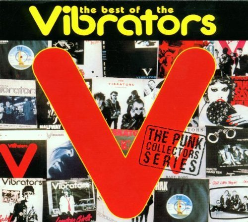 The Best Of by Vibrators [Music CD]