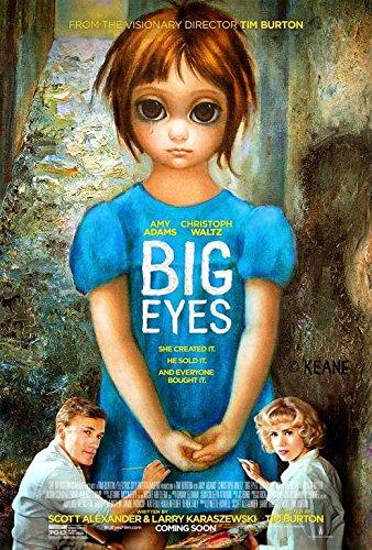 Big Eyes 11 x 17 Movie Poster