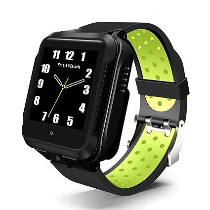 VERYMIN Reloj Inteligente 4G Smart Watch Android GPS Bluetooth ...