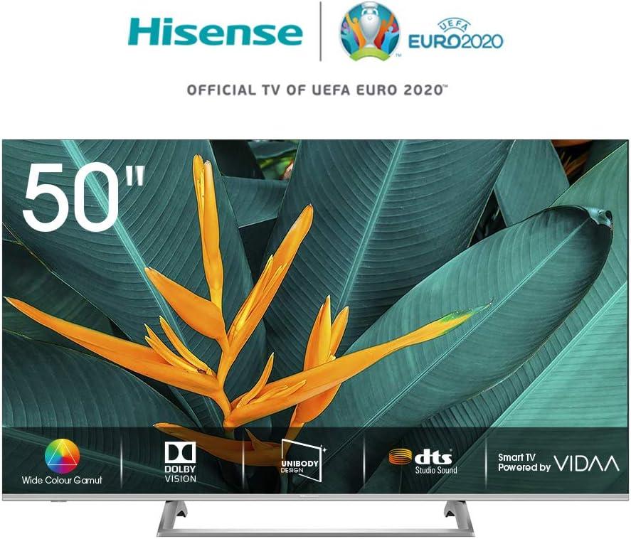 Hisense H50BE7400 - Smart TV ULED 50 4K Ultra HD, 3 HDMI, 2 USB ...