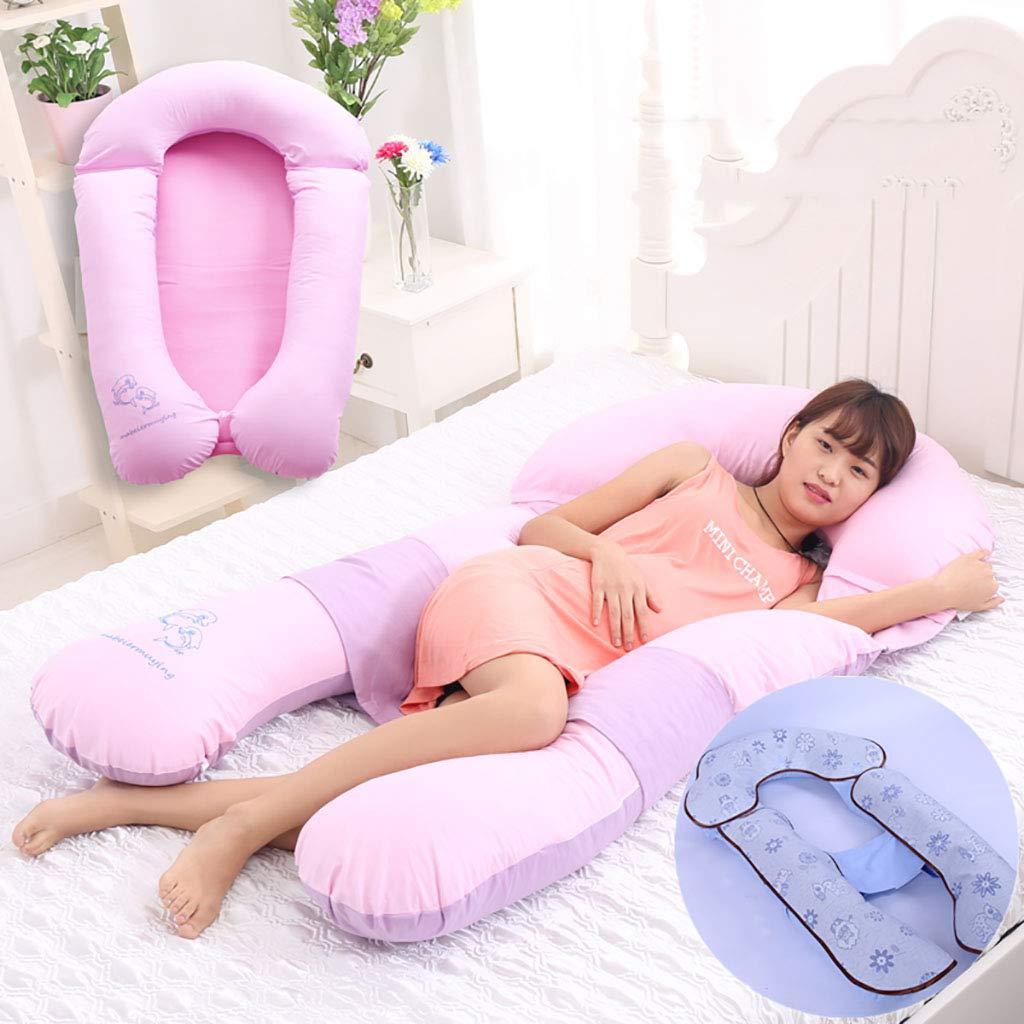 【福袋セール】 フルボディ妊娠の枕 - U字型マタニティサポート枕クッション A5)&枕、妊娠中の女性のために、寝て横たわって、後期妊娠の痛みを和らげる (色 - A6 : A5) B07H23D4SW A6 A6, 90025:8f36f158 --- martinemoeykens.com