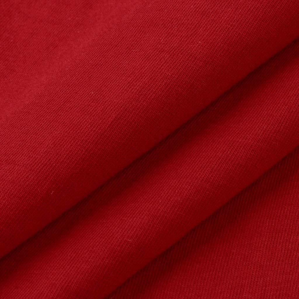 SANGQU Mens Copy Letter Print Casual Slim Short Sleeve Crewneck T-Shirt Tops