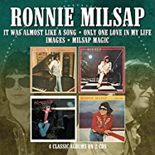 It Was Almost Like A Song / Only One Love In My Life / Images / Milsap Magic /  Ronnie Milsap