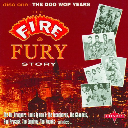 The Fire & Fury Story CD 1