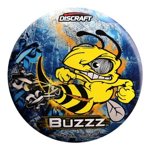 Discraft Buzzz ESP Super Color Golf Disc, 175-plus grams