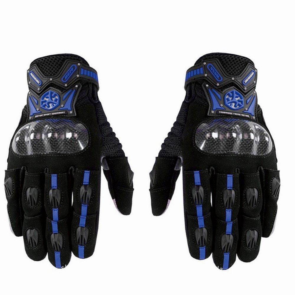L Gants professionnels Prise de vue en extérieur Randonnée Pêche Vélo Moto Gants en fibre de voiturebone à doigt complet Fournitures d'outils de sécurité (Taille   XXL)