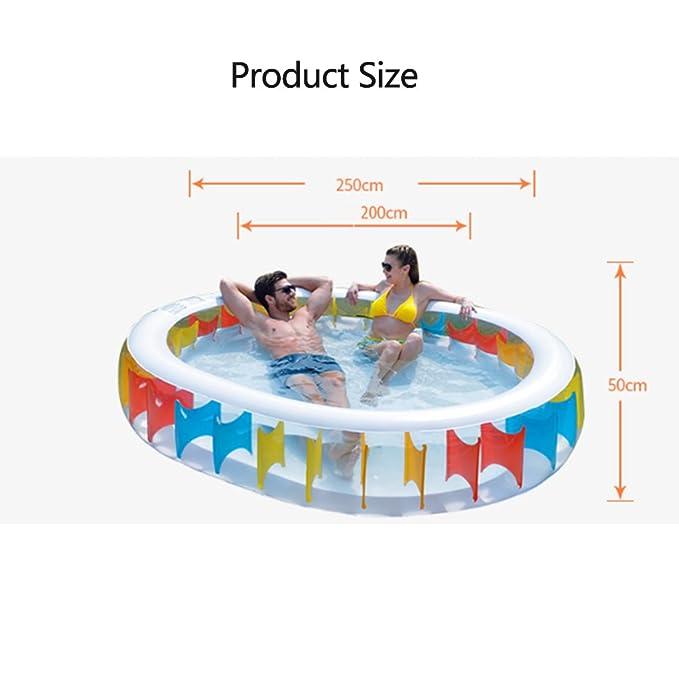 Bañeras con Jacuzzi Hinchable para Adultos para niños ...