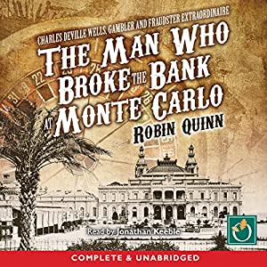 The Man Who Broke the Bank at Monte Carlo Audiobook
