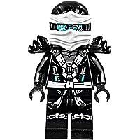 LEGO® Ninjago Minifigure - Zane Deepstone Minifig with Armor (70737)