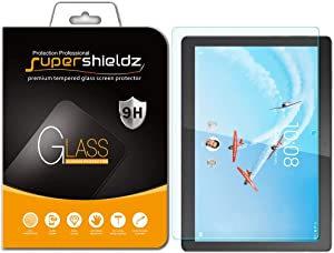 Supershieldz for Lenovo Tab M10 / Smart Tab M10 (10.1 inch) Tempered Glass Screen Protector, Anti Scratch, Bubble Free