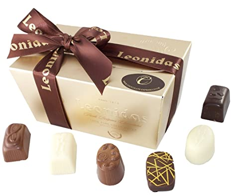 Gluten free chocolate easter gift box assortment 14 luxury gluten free chocolate easter gift box assortment 14 luxury leonidas belgian chocolates 250g negle Images