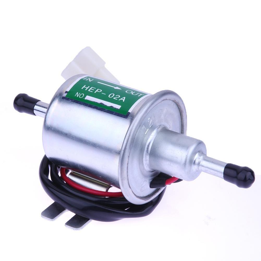 Vanpower Petro Pompe à carburant électrique 12V Facet Cylindre Style de voiture van universel
