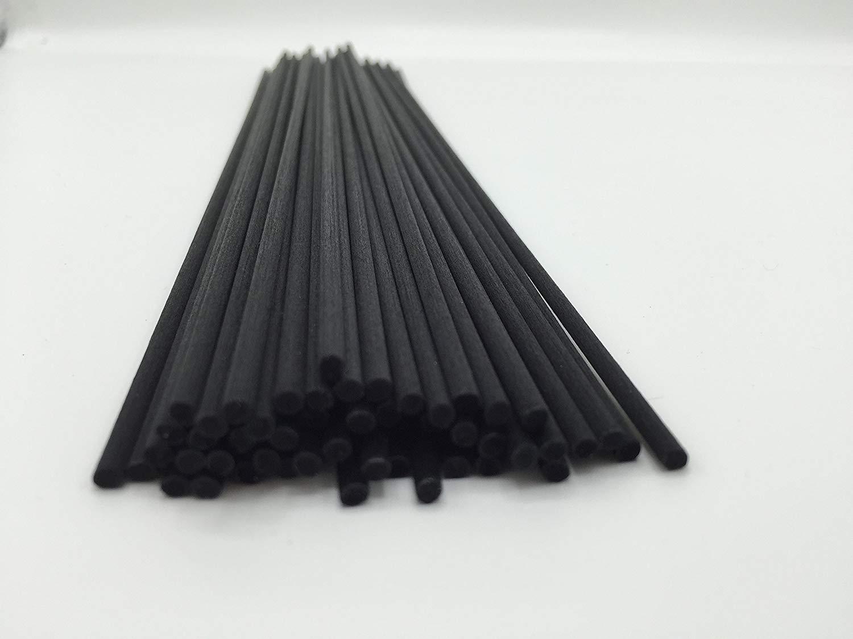 Reed B0771F3SBW (ブラック) DiffuserファイバーSticks 50 (ブラック) 50 B0771F3SBW, 定番 :9280d9b0 --- cosp.top