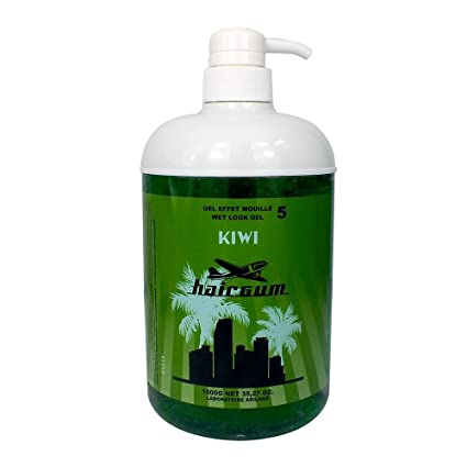 Gel fixant kiwi Hairgum 1000 ML