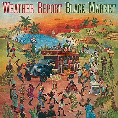 UPC 829421340997, Black Market (180 Gram Audiophile Vinyl/Limited Anniversary Edition)